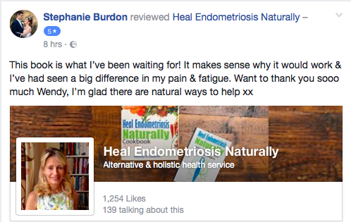 Heal Endometriosis Naturally Review